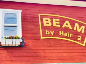 Beam By Hair